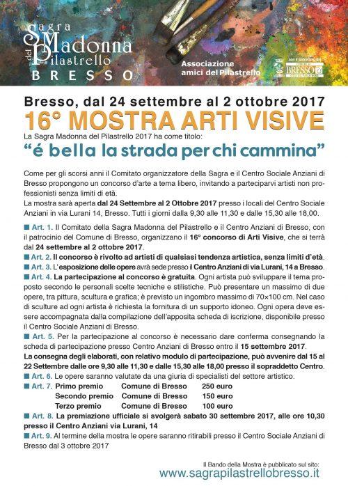 BANDO_ConcorsoARTE*2017.indd
